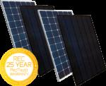 REC Solar Panels Exceed Solar